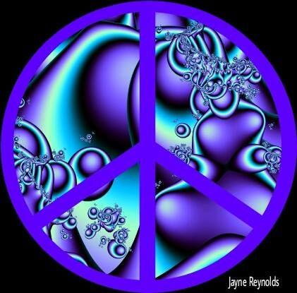 Purple peace moob | Peace sign art, Peace art, Hippie peace