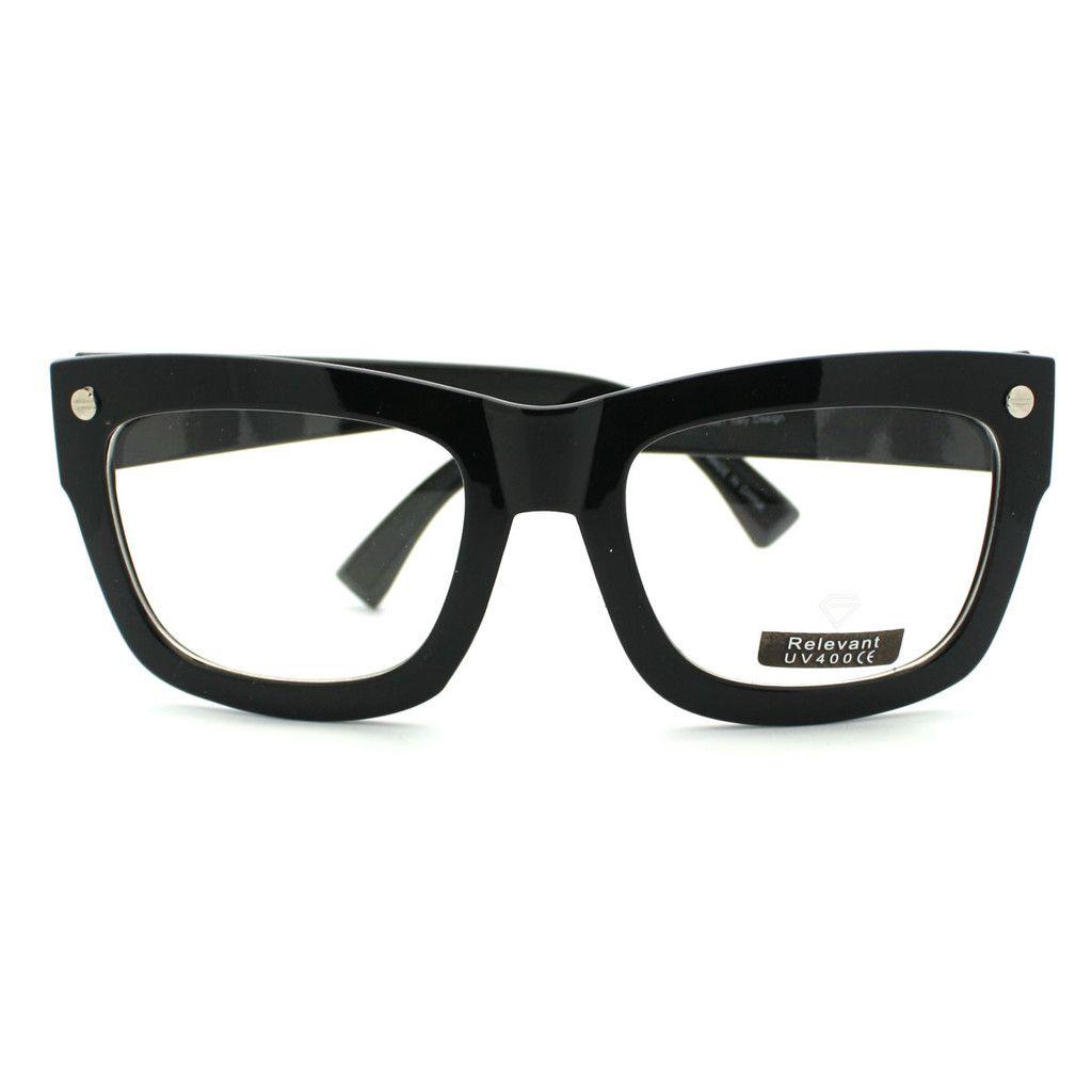 Black oversized thick frame clear lens glasses frame stuff to black oversized thick frame clear lens glasses frame jeuxipadfo Images