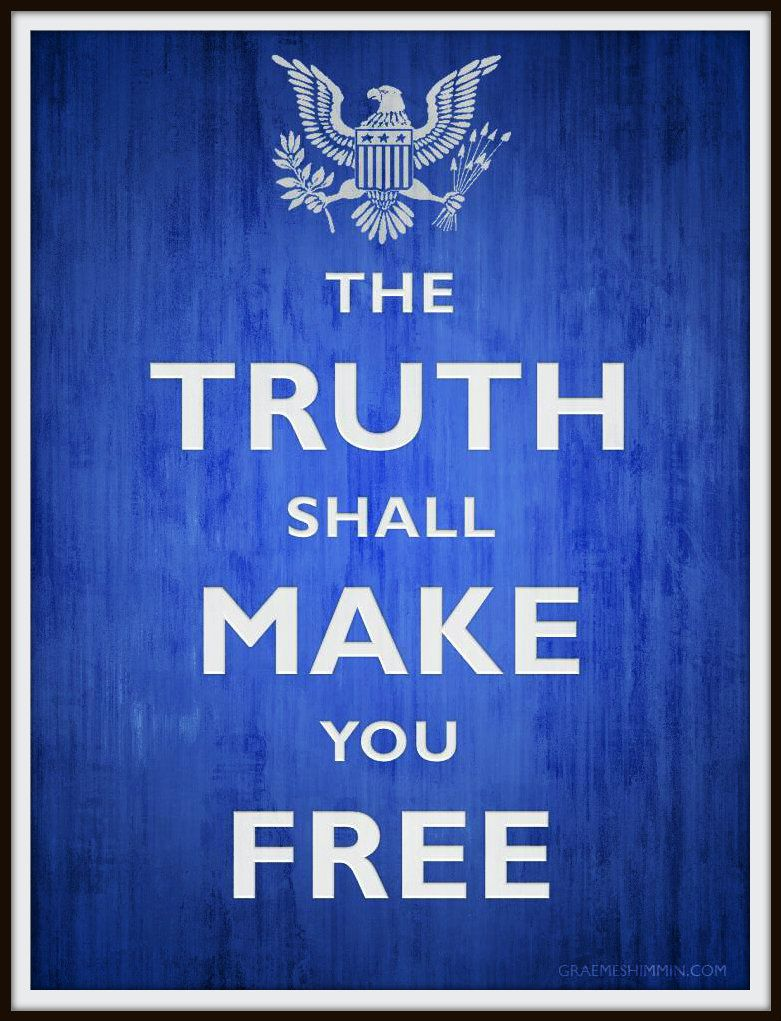 The full motto of the cia is and ye shall know the truth and the the full motto of the cia is and ye shall know the truth and the truth shall make you free which is a quote from the bible john 832 fandeluxe Gallery