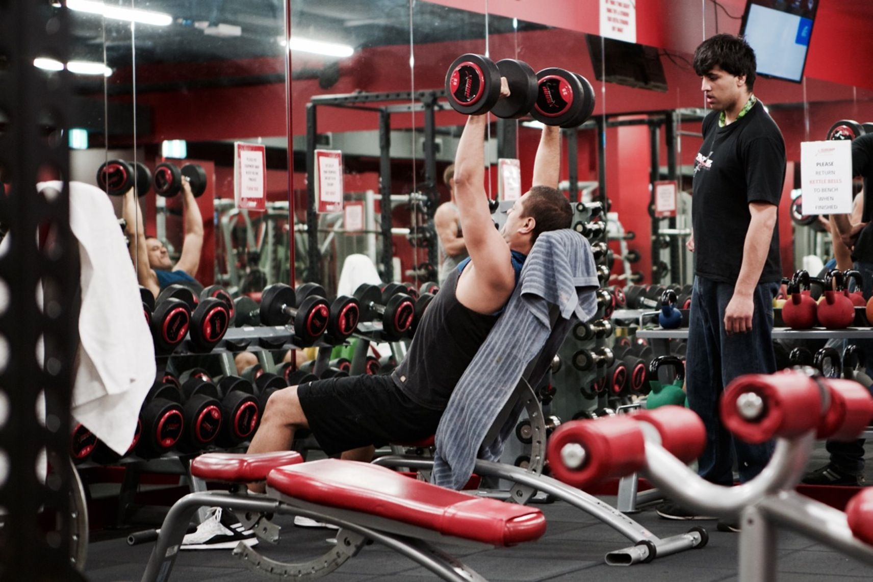 On The Grid Snap Fitness Pyrmont Fitness Gym Manager Snaps