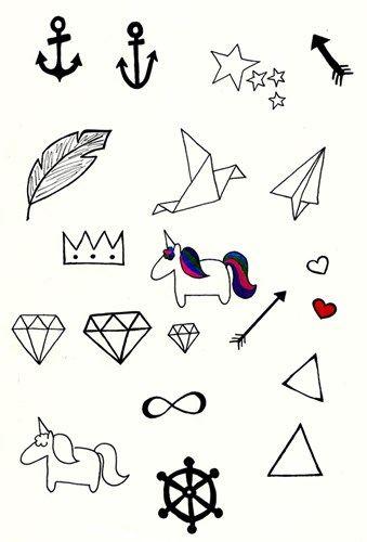 40+ Dessin tatouage femme facile ideas
