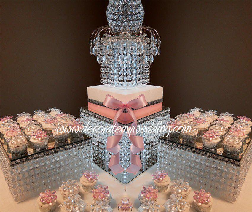 Bling Wedding Cookie Tables: Pin By Josefina Herrera On Bling-Crystal-Rhinestone In