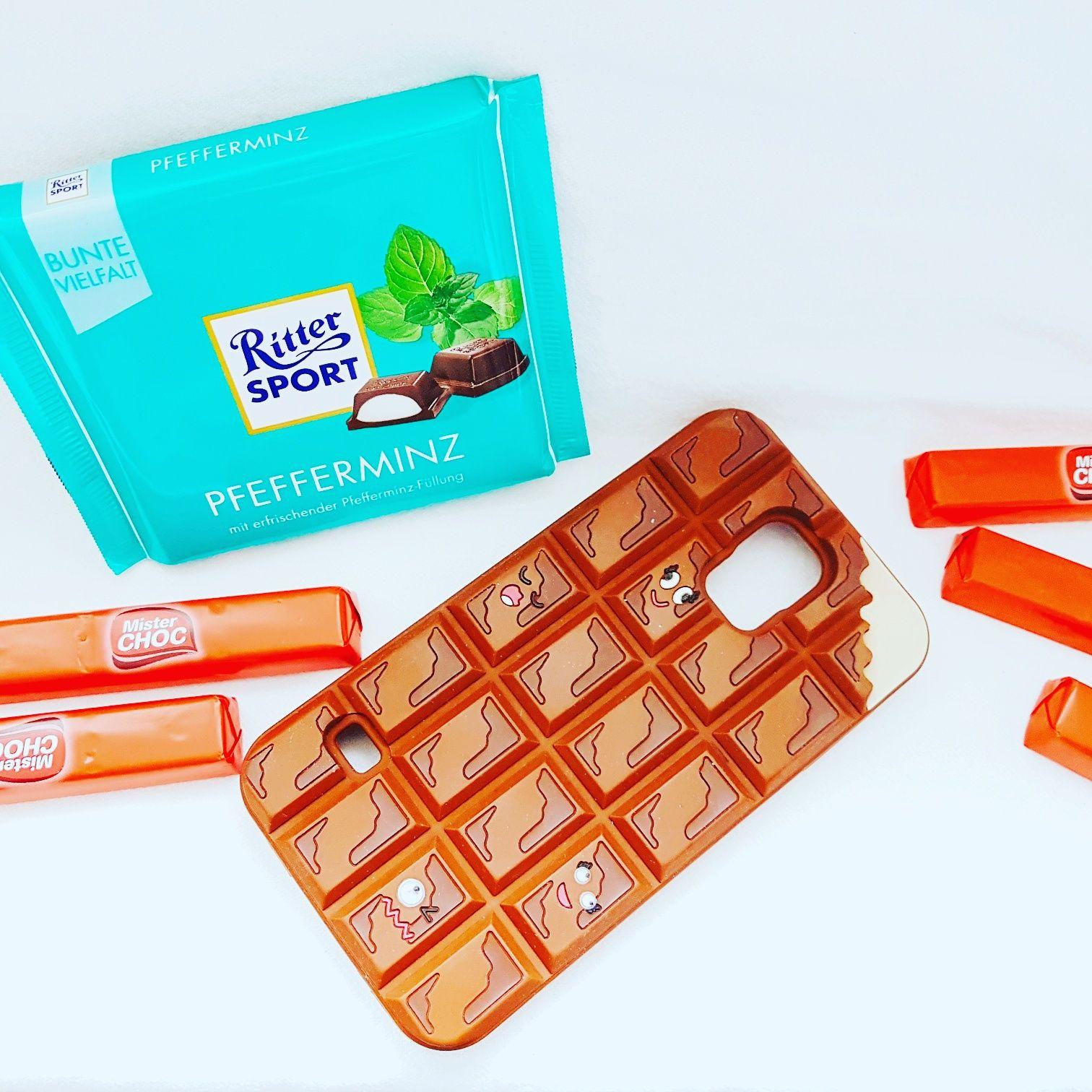 Handhülle Schokolade von Claires