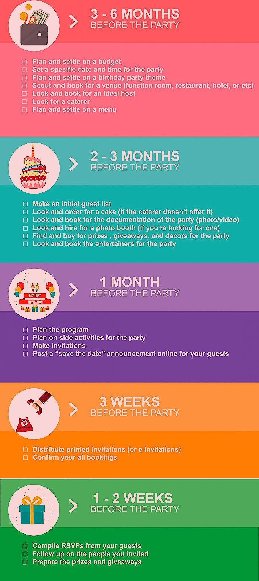 Photo of Kids' Party Planning Checklist | Hizon's Catering