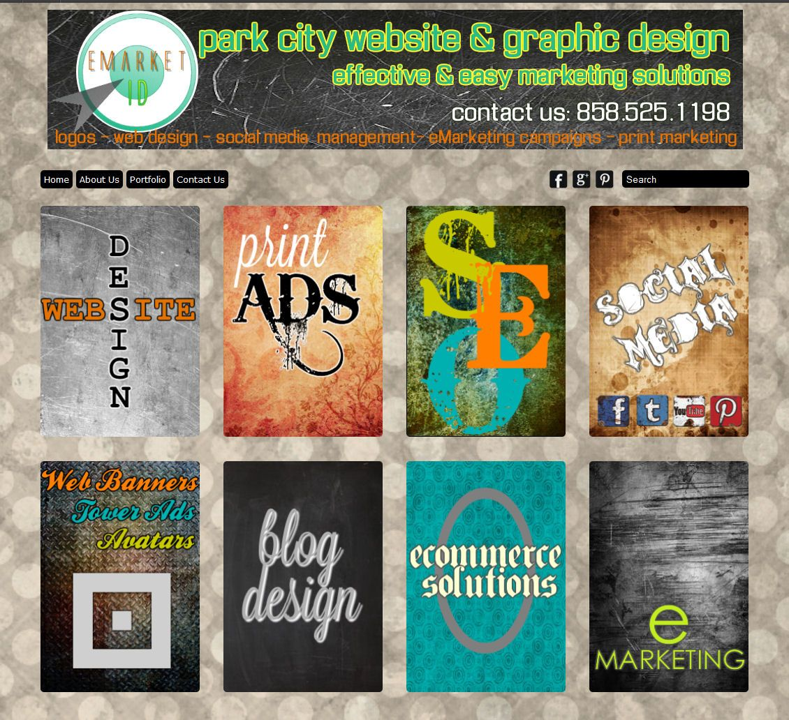 New face of EMarketID - Park City Web Design - Coming January 2013 - www.parkcitywebdesign.net