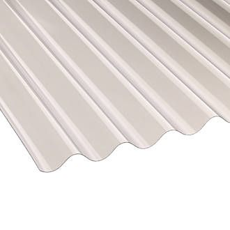 Order Online At Screwfix Com Pvc Sheeting For Roofing Suitable For Porches Car Ports Covered Walkways Splash Barr Corrugated Sheets Roofing Sheets Roofing