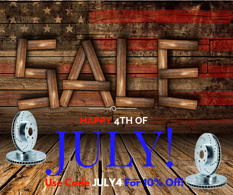 4th of July Sale!!  10% off store wide.