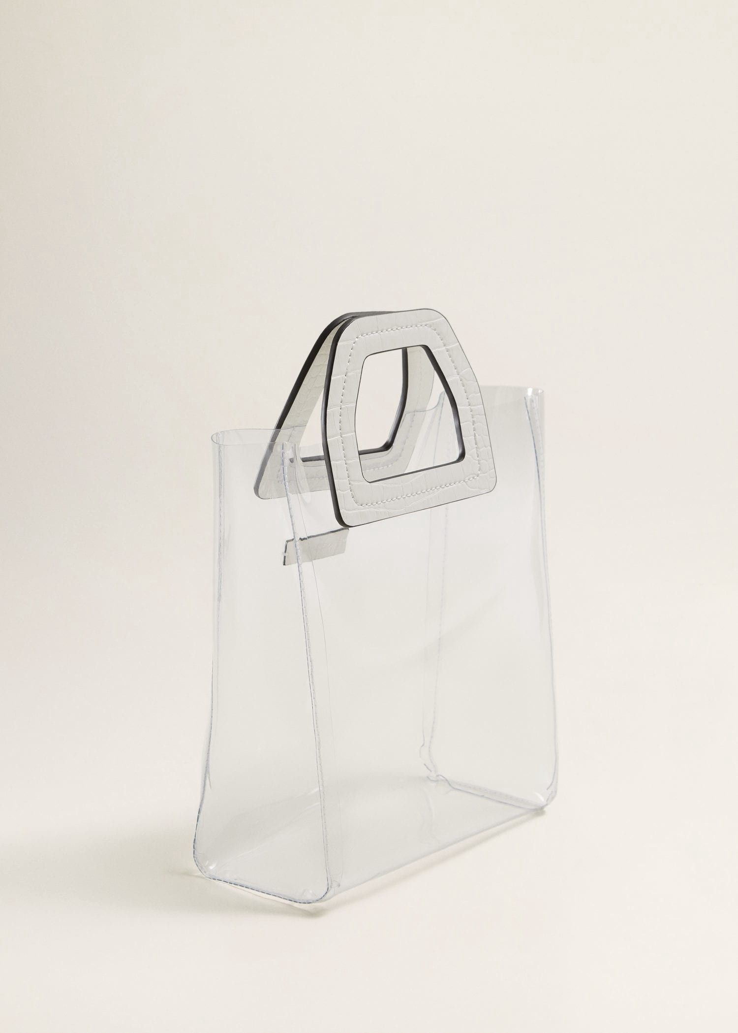 Mango Vinyl Bag White Vinyl Bag Bags Usa Bag
