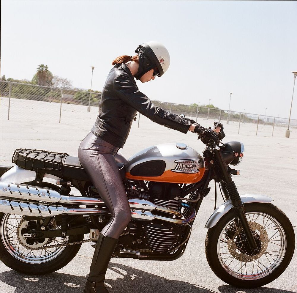 Beautiful Women And Motorcycles Women And Motorcycles Photo