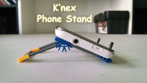 Picture of Micro K'nex Phone Stand