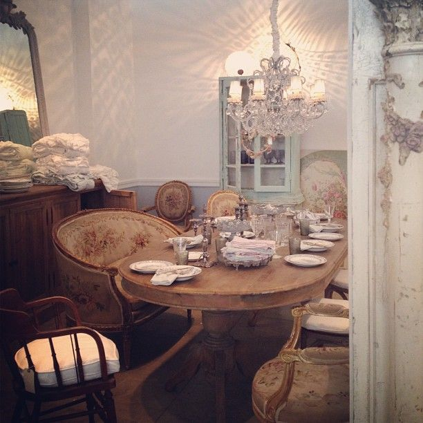 Rachel ashwell shabby chic couture nyc store
