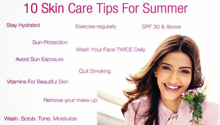 Skin Care Tips For Summer Skincaretips Summerskincare Healthyskin Jiaxincosmetics Skin Care Natural Skin Care Skin Tips
