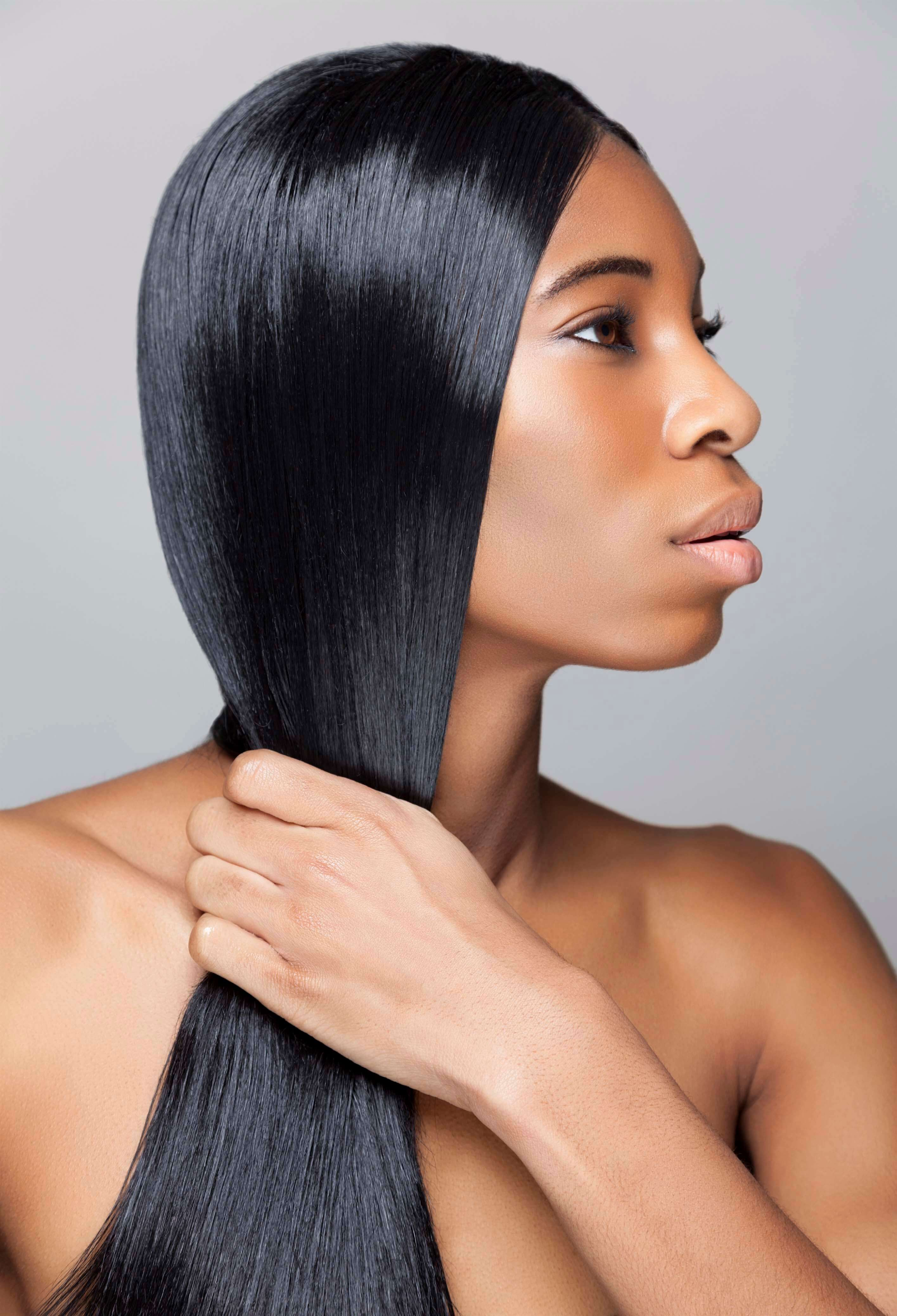 Tips to transform relaxed hair to natural hair pinterest natural