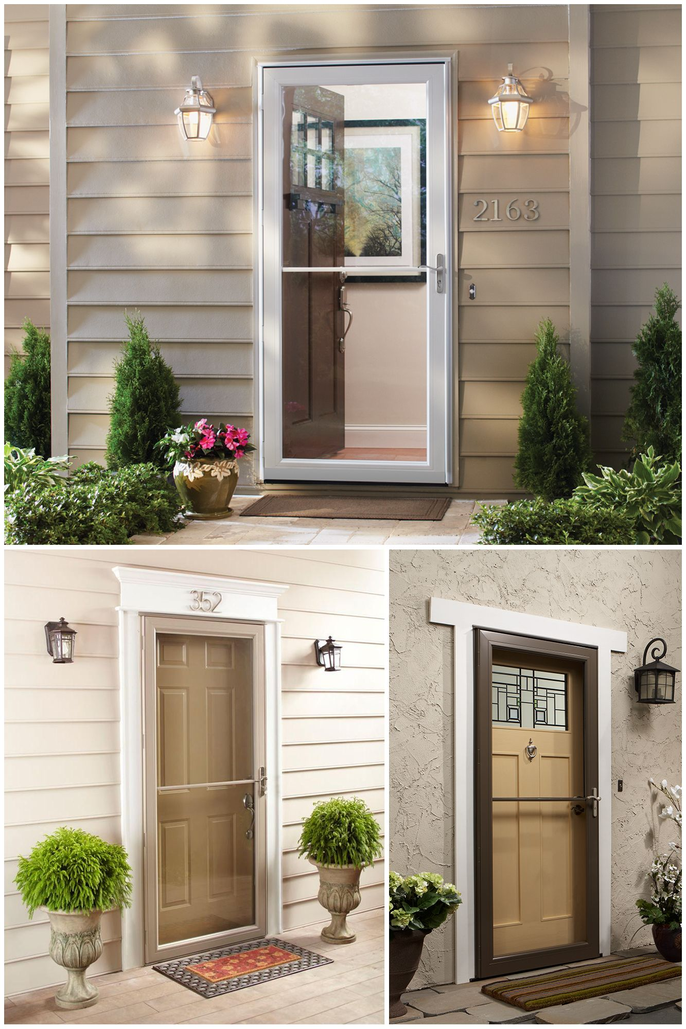 A Storm Door Can Help Save On Your Energy Bills If You