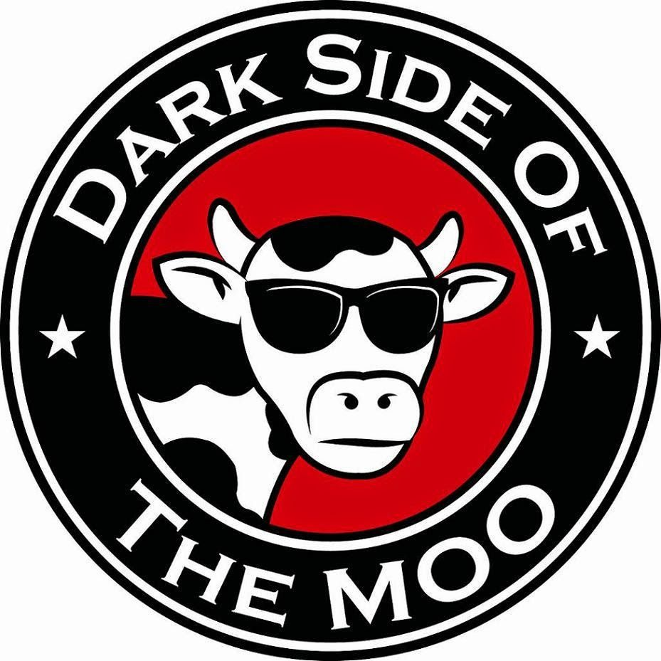 The Dark Side Of The Moo Food Truck Is More Than A Great Name They Have Some Of The Best Burgers And Pu Wine And Food Festival Logo Design Contest