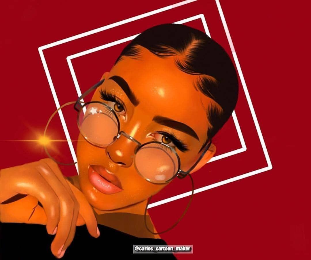 Paling Baru Wallpaper Cute Black Girl Cartoon Characters