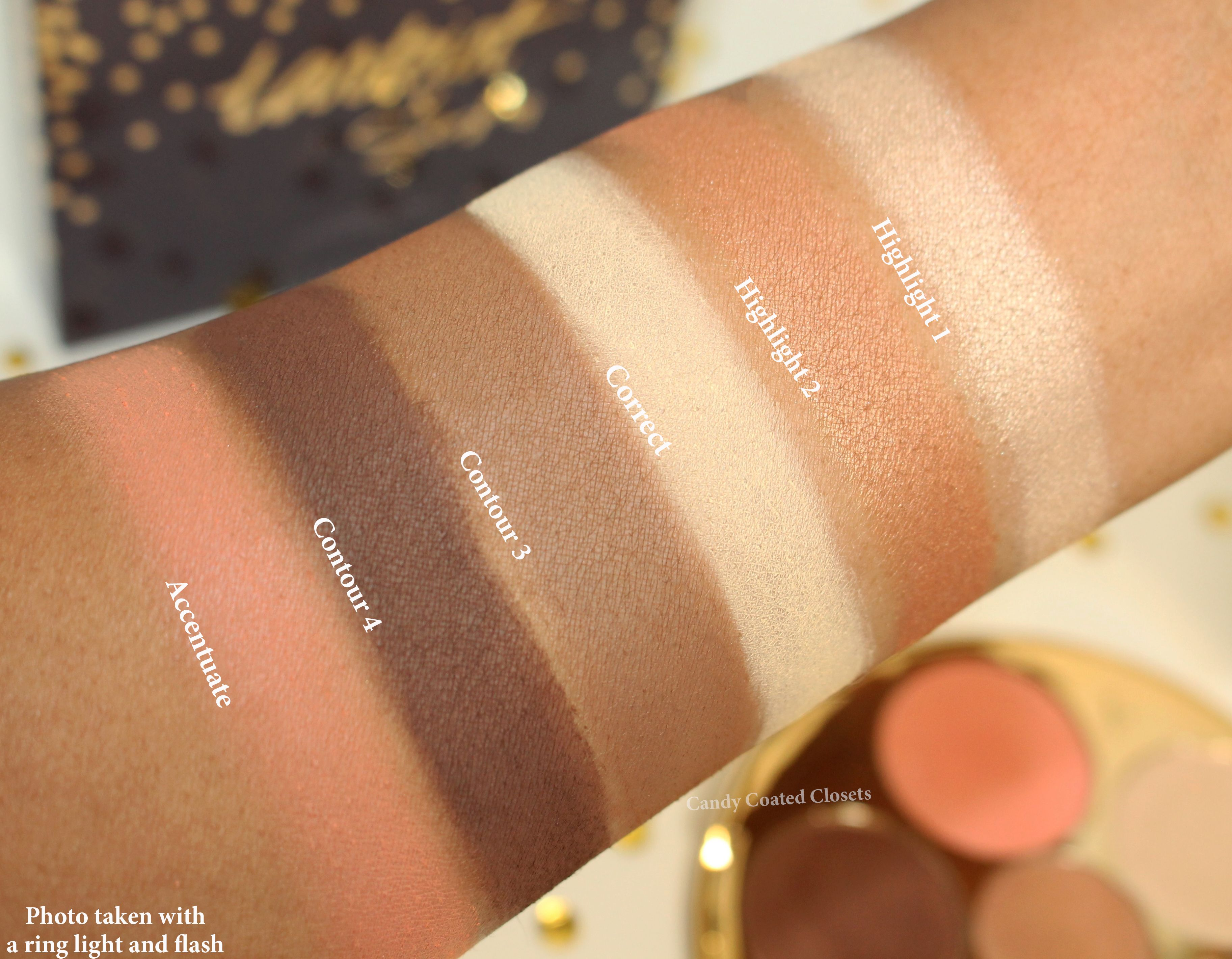 Tarte Cosmetics x Makeup Shayla Contour Palette Review & Swatches ...