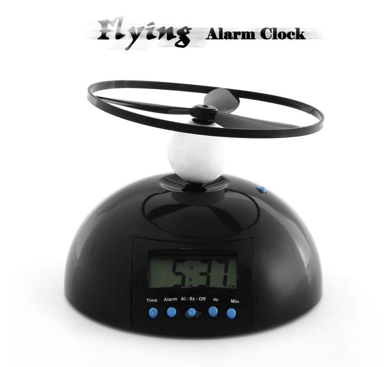 That Very Annoying Flying Alarm Clock