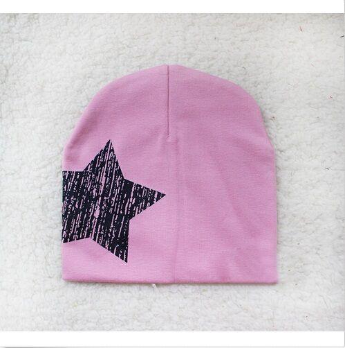 ec9bc2dbc45 1 X New Unisex Baby Kid Child Boy Girl Toddler Infant Newborn Children  Cotton Soft Warm Cute Star Knitted Hat Cap Beanie