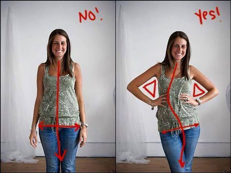 These Simple Tricks Will Teach You How To Look Perfect On The Photos