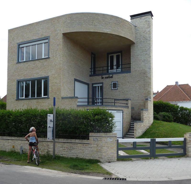 Villa Le Carbet 1937 by Marcel Leborgne Marcel Villas and