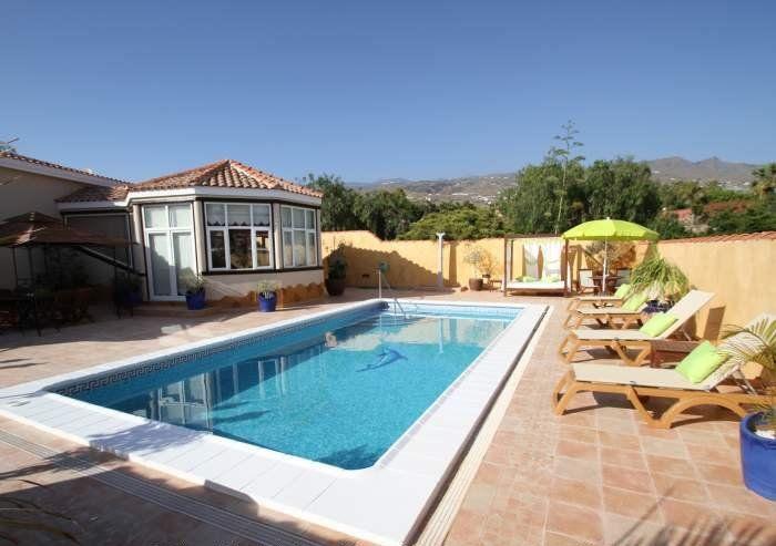 Teneriffa Strandnahe Villa in Callao Salvaje mit