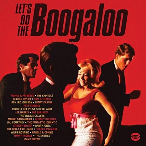 Various Artists - Let's Do The Boogaloo