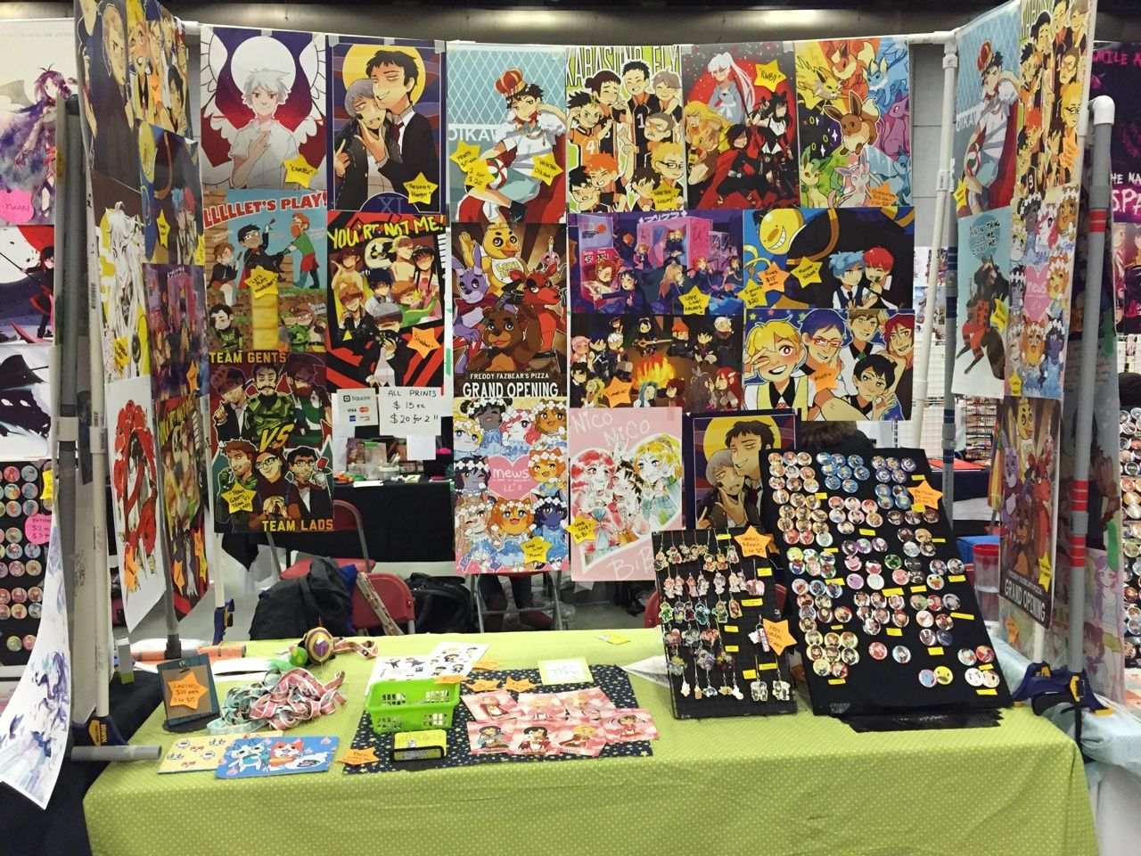 Come Visit Me At Otakuthon Table 302 Artist Alley Selling
