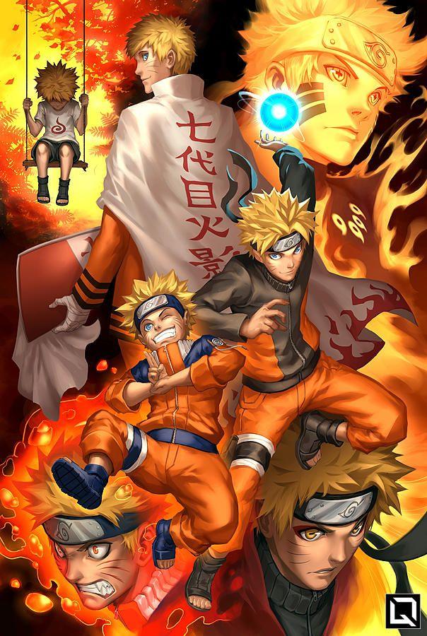 Uzumaki Naruto By Quirkilicious Naruto Uzumaki Art Naruto Uzumaki Naruto Shippuden Anime