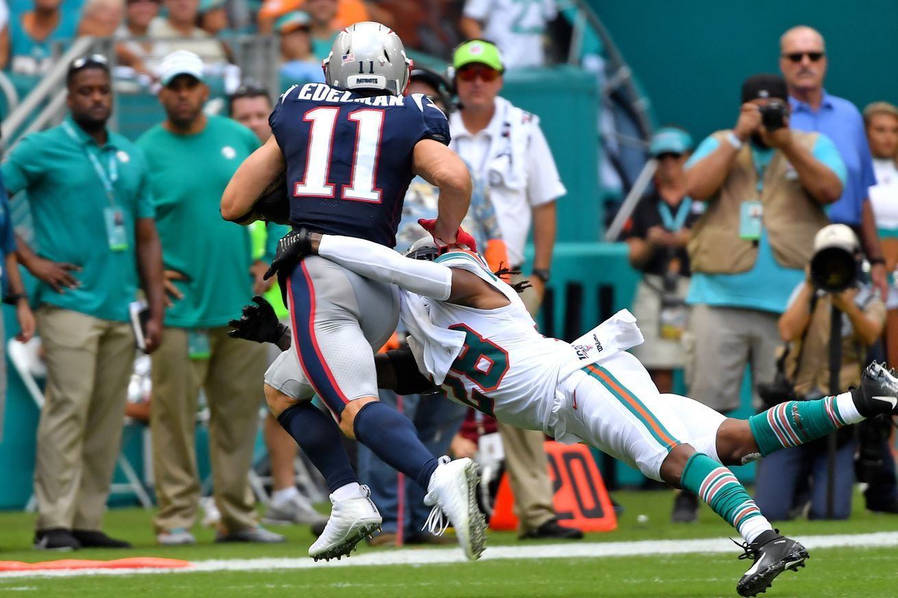 Patriots vs Dolphins How to watch game time TV radio