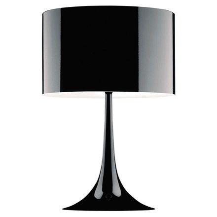Superb Fine Mod Imports Spun Tulip Style Table Lamp