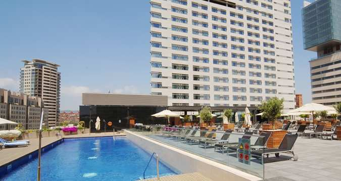 Hilton Diagonal Mar Barcelona Hotel Beach Hotels