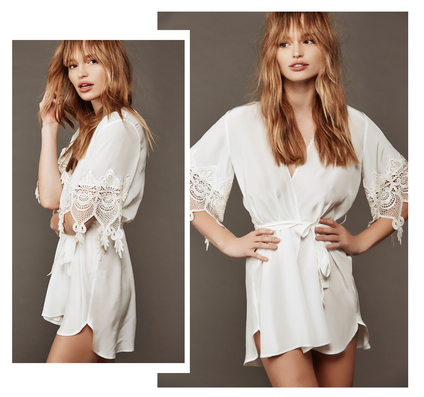 Stone robe white autumn robe and stone cold fox be a stone cold fox in these new feminine robes ideal for day of wedding ombrellifo Choice Image