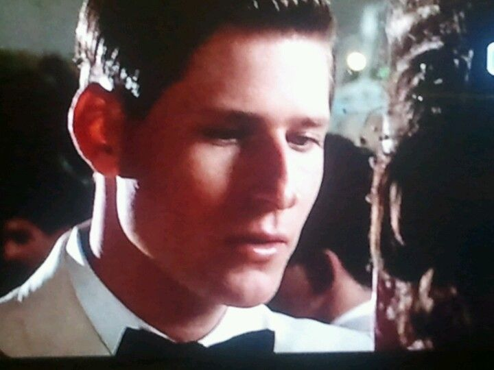 Crispin Glover in Back to the Future
