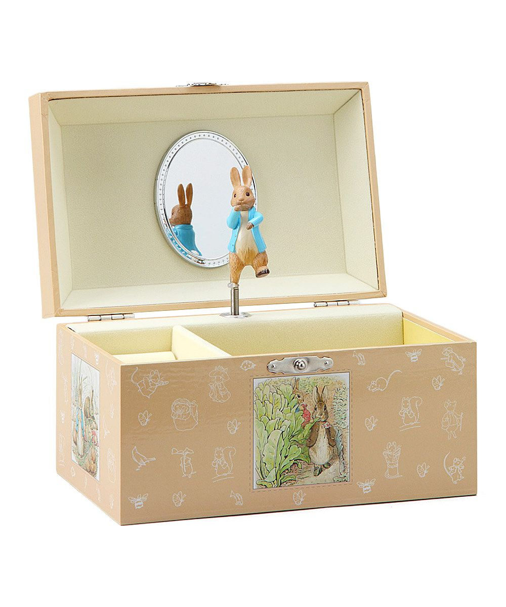Peter Rabbit Jewelry Box oh you pretty things Pinterest Peter