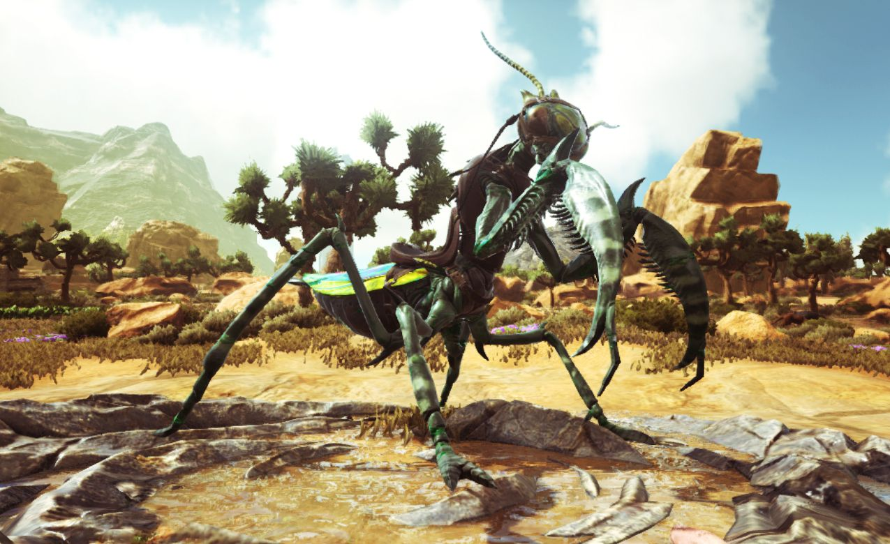 Pin by dododex on ark survival evolved taming calculator pinterest mantis taming calculator for ark survival evolved including taming times food requirements kibble recipes saddle ingredients forumfinder Gallery