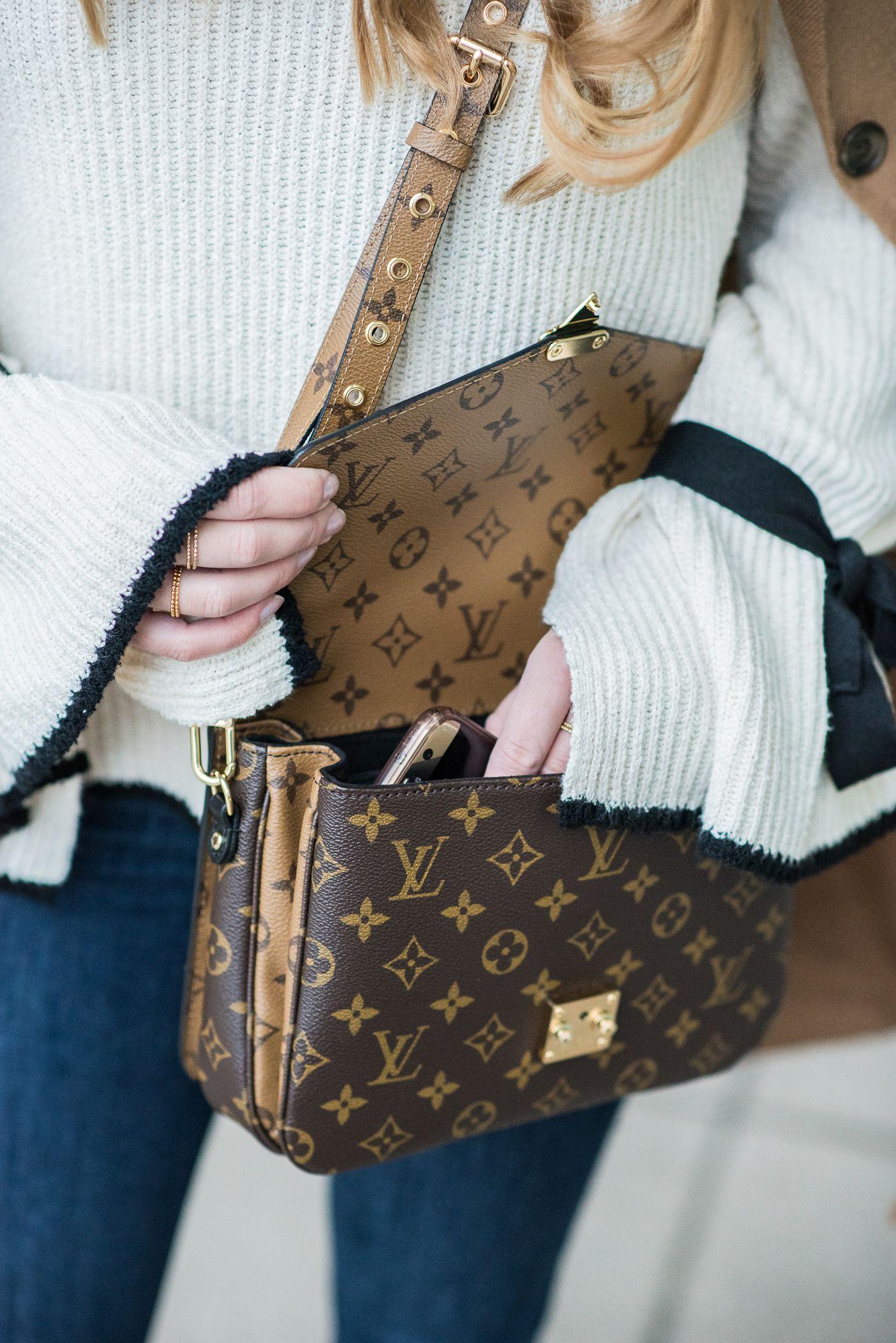 e66c402d4f Sacs À Main Louis Vuitton · Bourse De L'école · Ich hoffe, ihr seid alle  gut in die neue Woche gestartet? Weihnachten steht quasi
