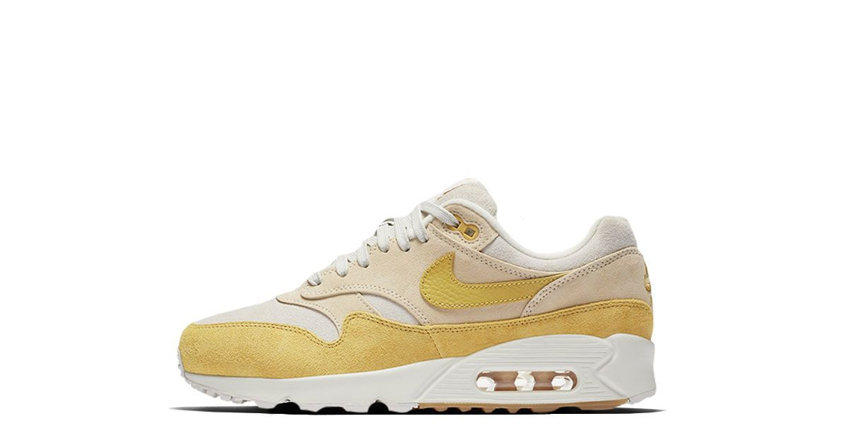 cheap for discount 73bee a0c69 Nike Air Max 90 1 Womens Guava Ice   AQ1273-800 Release  02.08