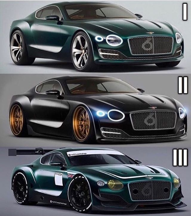 Muscle • Exotics • Supercars Top, Mid Or Bottom?