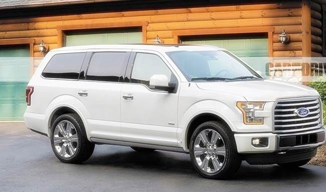 2018 Ford Expedition Release Date Uk And Usa Fords Redesign