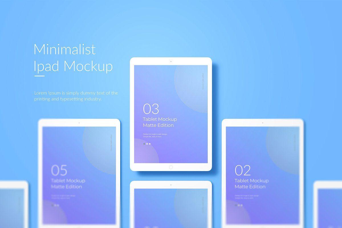 Ipad Tablet App Mockup App Mockup Phone Mockup Web Design Mockup