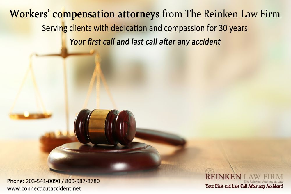 Workers' compensation attorneys from The Reinken Law Firm