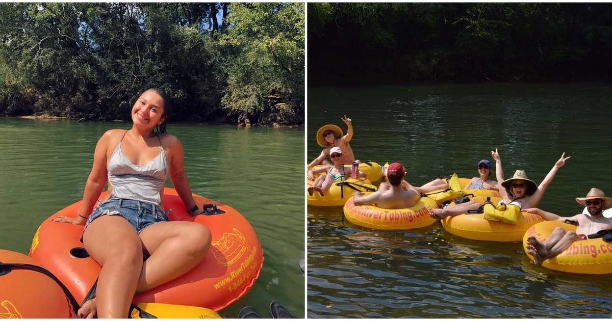 This Is The Most Affordable Tubing Experience You'll Find ...