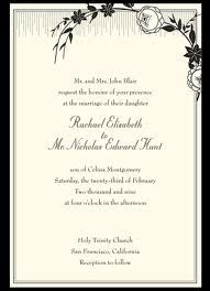 French Deco Invitation Wedding Ideas Formal Wedding Invitations