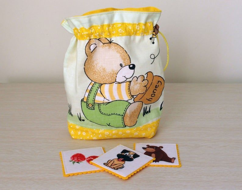 What Animals Eat Matching Game, Felt Fabric Memory Game ...