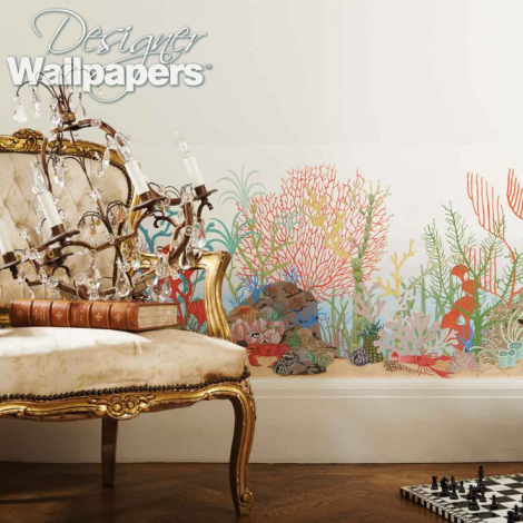 Buy Cole and Son Archipelago Border Free Delivery to USA