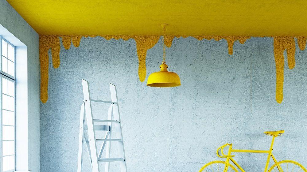 Peinture Plafond Couleur | Plafonds Colorés | Pinterest | Peinture