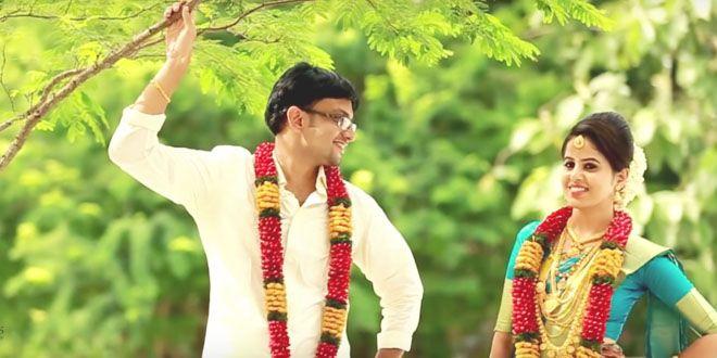 Cool Inter Caste Kerala Hindu Christian Wedding Tintu Divya