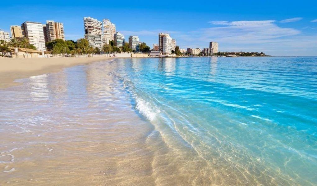 Playas Alicante Qué Conocer En La Costa Blanca Española Playas Alicante Que Ver En Praga Sorrento Italia