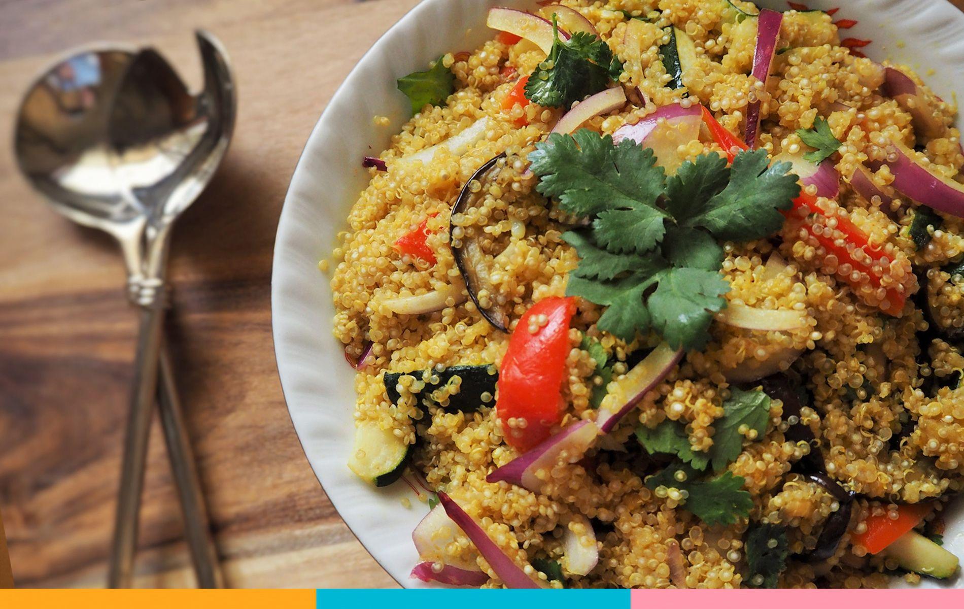 Como Cocinar Couscous | Como Cocinar La Quinoa Real Tu Sostenible Con Noticias Eco Y Bio De